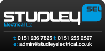 Studley Electrical - t: 0151 227 1728